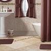 15-Piece Bath Set and 2 Bonus Window Curtains