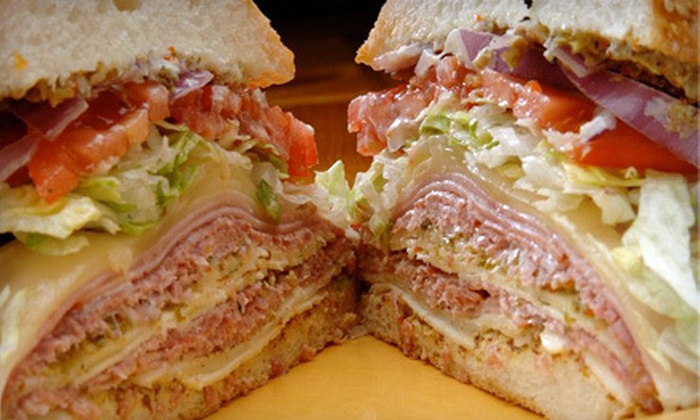 Po' Boys Creole Cafe - Multiple Locations: New Orleans–Themed Cuisine and Drinks at Po' Boys Creole Cafe (Half Off). Two Options Available.