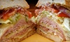 Po Boys - Multiple Locations: New Orleans–Themed Cuisine and Drinks at Po' Boys Creole Cafe (Half Off). Two Options Available.