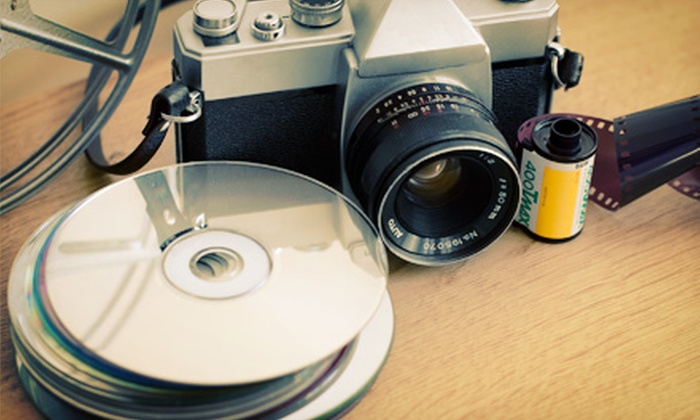 DigitizeYourWorld: Standard or High-Resolution Photo Scanning with DVD of Up to 600 Photos from digitizeyourworld.ca (Up to 73% Off)