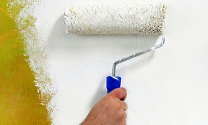 Up to Four-Bedroom Apartment or Studio Home Painting from Bright Corner Cleaning & Technical Services