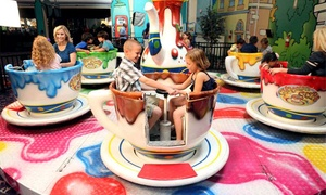 Amazing Jake's: Three-Hour Admission Package for 1 or 4 or Extreme Birthday Party for 14 at Amazing Jake's (Up to 57% Off)