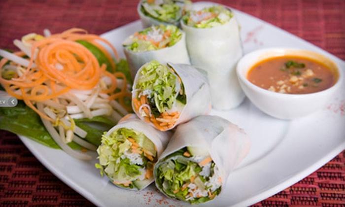 Naga Thai Kitchen - Victory Park: $20 Worth of Thai Fare