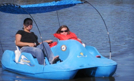 1 Boat Rental for 1 Hour (a $20 value) - Ocean Water Beach Rentals in Baton Rouge