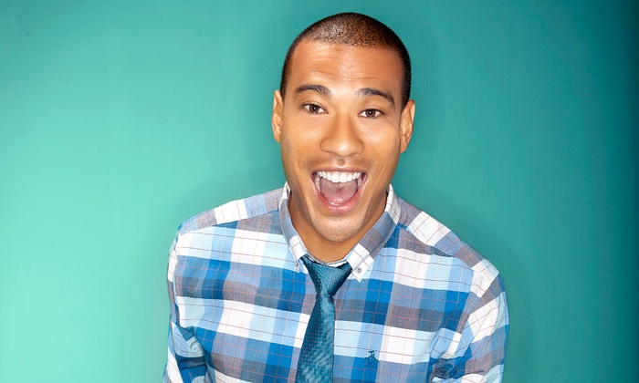 Michael Yo - Improv Comedy Club - Ontario CA: Michael Yo for Two at Ontario Improv on May 8–10 (Up to 54% Off)