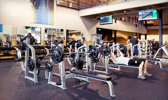 Urban Active Fitness - Omaha: $19 for an Unlimited One-Month Gym Membership with Personal-Training Session, Tanning at Urban Active Fitness ($129.80 Value)