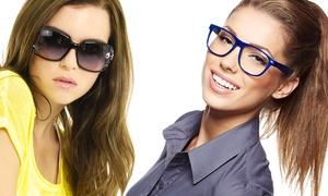 OCCHIALERIA RONALD ZUCKERMAN: Occhialeria Ronald Zuckerman - Occhiali da vista o da sole con lenti a scelta (sconto fino a 78%)