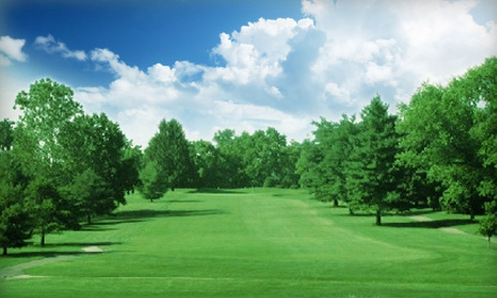 Shelbyville Country Club - Shelbyville: One Round of Golf