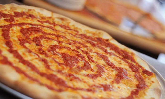 Caputo's Pizzeria - Manayunk: Two Large Pizzas with Salad or Side, or $15 for $30 Worth of Italian Cuisine at Caputo's Pizzeria