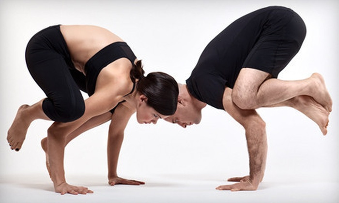 Fireflow Yoga - Midtown Toronto: Four-Part Beginner Workshop or 10 or 20 Classes at Fireflow Yoga (Up to 79% Off)