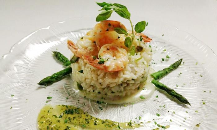 Villa Nova - Villa Park: Italian Dinner for Two or Four at Villa Nova (Up to 54% Off)
