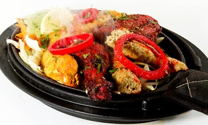 Sizzling Bombay: $15 for $30 Worth of Indian Food at Sizzling Bombay in Bel Air