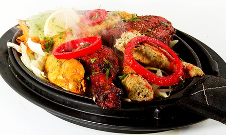 $15 for $30 Worth of Indian Food at Sizzling Bombay in Bel Air