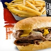 $5 for Sandwiches and Drinks at Great Steak