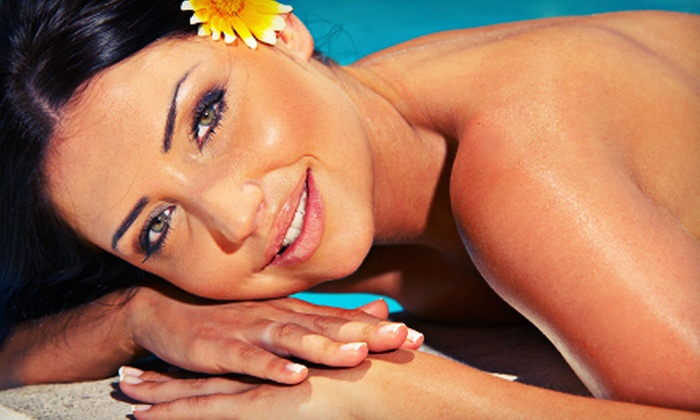 Spray Tan California - Claremont Hills: Three Airbrush Tans or a Mobile Airbrush-Tanning Party for Up to Five from Spray Tan California (Up to 74% Off)