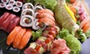 Tokai Japanese Restaurant & Sushi Bar - Vintage Park: Sushi and Japanese Food at Tokai Japanese Restaurant & Sushi Bar (Up to 52% Off). Two Options Available.