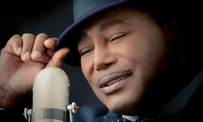 """George Benson with the Detroit Symphony Orchestra: """"Inspiration: A Tribute to Nat King Cole"""" - Palace at Auburn Hills: George Benson with the Detroit Symphony Orchestra: """"Inspiration: A Tribute to Nat King Cole"""" on June 27 (Up to 51% Off)"""