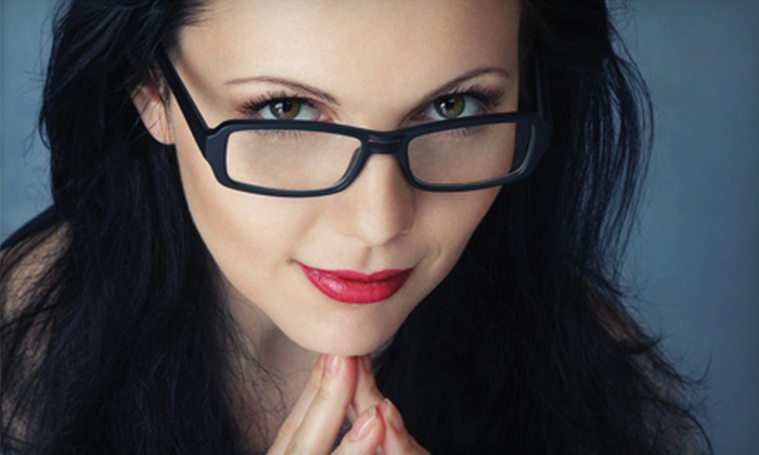 Dr. Specs Optical - Multiple Locations: $29 for $130 Toward Frames and Prescription Lenses at Dr. Specs Optical
