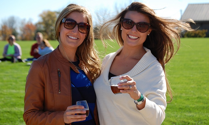 Bethel Woods Center for the Arts - Bethel, NY: Wine Fest on October 4 and Craft Beer Fest on October 11 at Bethel Woods Center for the Arts (Up to 38% Off)