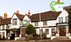 The White Horse Dorking - Surrey: Surrey: Stay for Two with Breakfast and Option for Dinner Credit at The White Horse Dorking