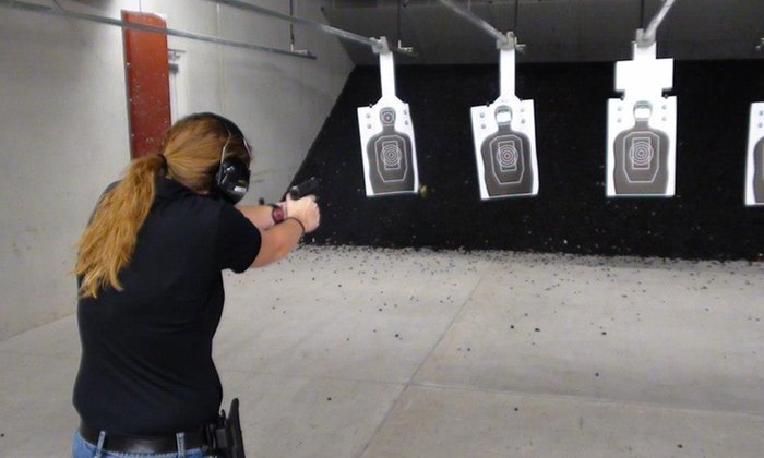 Calibers - Calibers Shooters Sports Center: Five-Hour Firearm-Safety and Training Class for One or Two at Calibers (61% Off)