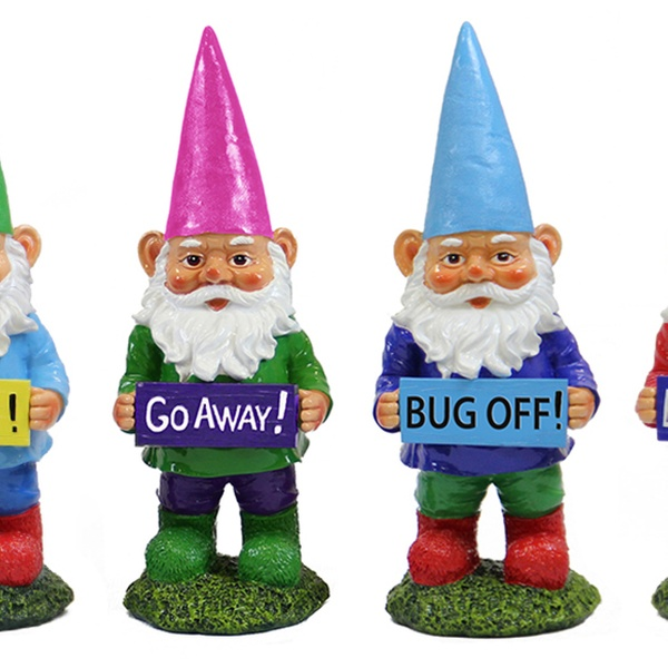 Garden Gnomes With Atude Groupon Goods