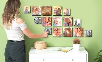 Personalised Photo Tile