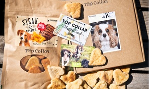 Top Collar: Healthy Gluten-Free Dog Treats: One or Two Months Subscription by Top Collar (Up to 35% Off)