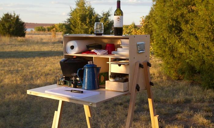 My Camp Kitchen Cooking Bundle | Groupon Goods