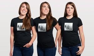 LogosOK: 24, 36, or 48 Custom-Printed T-shirts at LogosOK (Up to 60% Off)