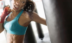 RingFit: 5 or 10 Boot-Camp Classes at RingFit (60% Off)