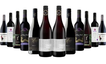 12x Pure Class Premium Red Wines