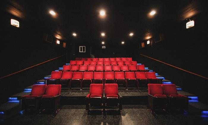 Digital Gym Cinema - Digital Gym Cinema: Movie for Two with Soda and Popcorn at Digital Gym Cinema (Up to 42% Off)
