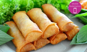 POKPOK Thai Restaurant and Bar: $15 for $30 to Spend on Food and Drinks at POKPOK Thai Restaurant and Bar, CBD