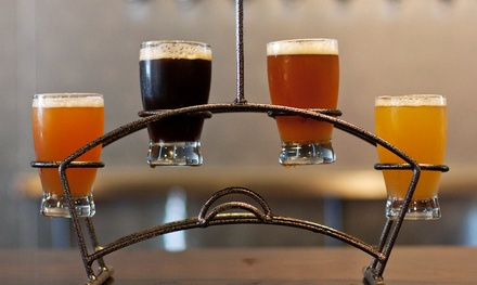 Beer-Tasting Experience for Two or Four at Fieldhouse Brewing Company (44% Off)