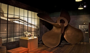 "Titanic: The Artifact Exhibition: ""Titanic: The Artifact Exhibition"" through October 31"