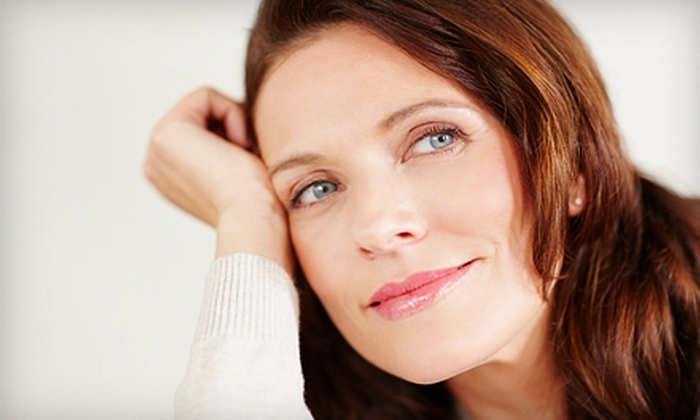 Maloney Center for Facial Plastic Surgery - Perimeter Center: Eyelift Surgery for the Upper, Lower, or Both Eyelids at Maloney Center for Facial Plastic Surgery (Half Off)