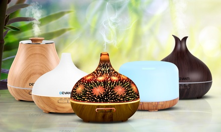 $34.95 for a Range of Aroma Diffusers and Humidifiers
