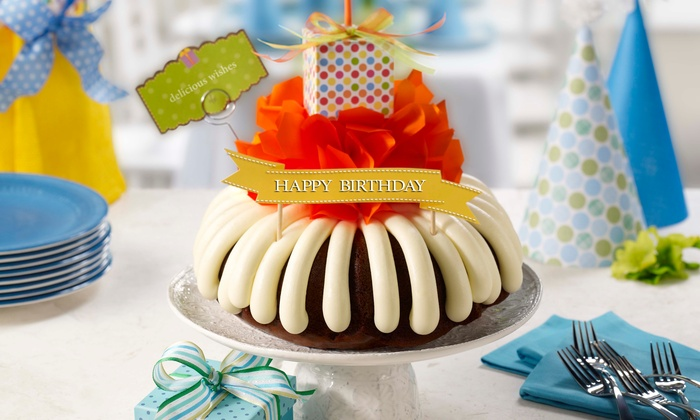 Nothing Bundt Cakes - Naperville: $12 for $20 Worth of Gourmet Bundt Cakes at Nothing Bundt Cakes