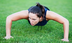 JR Fitness Factory: 10 or 20 Outdoor Fitness Classes at JR Fitness Factory (Up to 83% Off)