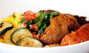 Brazilian Bowl: $13 for Two Groupons, Each Good for $10 Worth of Brazilian Cuisine at Brazilian Bowl ($20 Total Value)