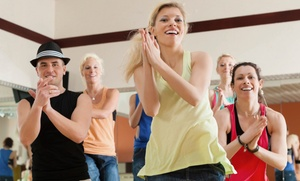 Fit ZStyles: 10 or 20 Zumba Classes at Fit ZStyles (Up to 70% Off)