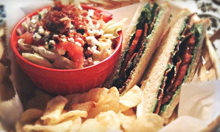 Crave Cafe & Catering - Clifton: $10 for $20 Worth of Cafe Food at Crave Cafe & Catering