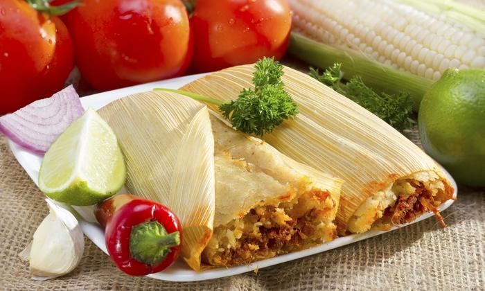 Mexican Tamale Cooking Class - Tacos De Juarez | Groupon