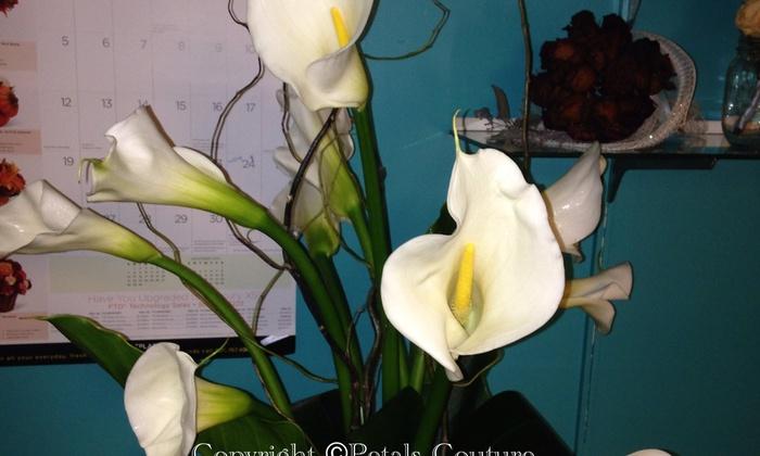 Petals Couture - Bergen/Lafayette: $30 for $55 Worth of Plants — Petals Couture