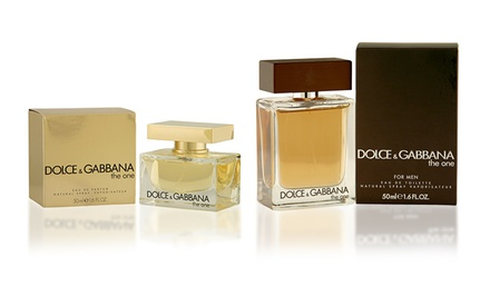 The One by Dolce & Gabbana Men's Eau de Toilette or Women's Eau de Parfum Spray