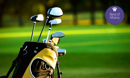 Golf Outing for One or Four at Western Turnpike Golf Course (Up to 50% Off)