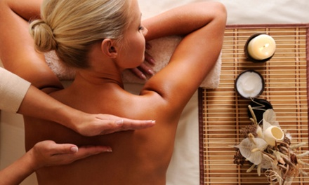One or Three 50-Minute Massages at AHA Center (54% Off)