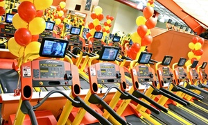 One-month Membership With Assessment For One Or Two At Retro Fitness (up To 89% Off)