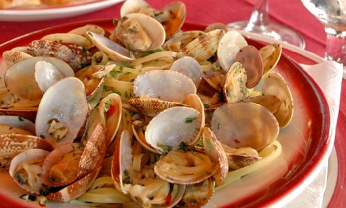 La Taverna Del Porto - LA TAVERNA DEL PORTO: Menu di pesce alla Taverna del Porto da 29 € invece di 95
